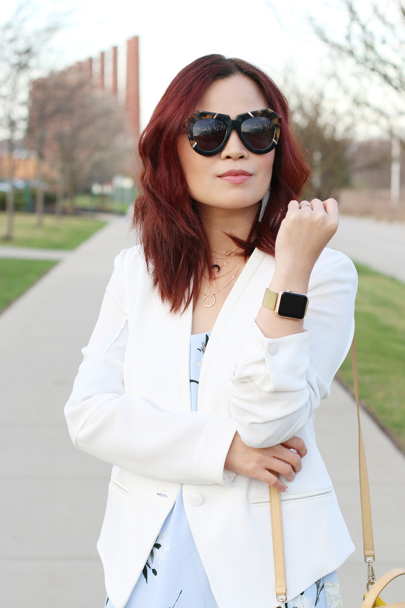 white-blazer-karen-walker-sunglasses-1