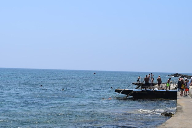 Pafos Swimming Platform