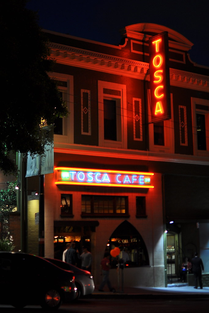 Tosca Cafe San Francisco April Bloomfield Restaurant