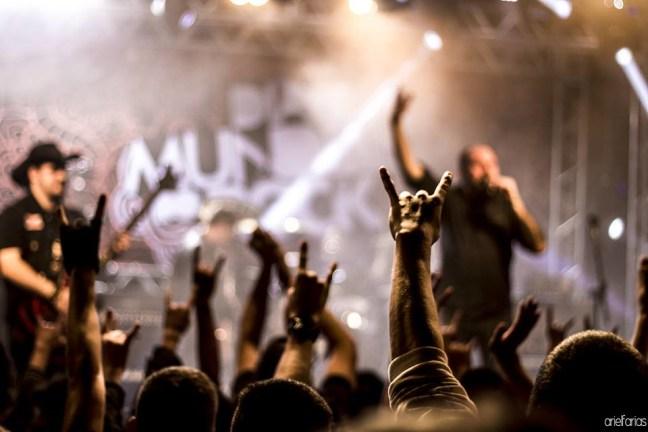 Dia 13 de julho é comemorado o dia Mundial do Rock. FOTO: Arielfds/Flickr