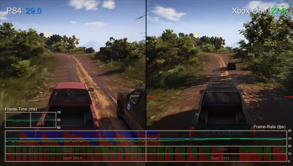 Ghost Recon Wildlands - FPS Frame Stutter
