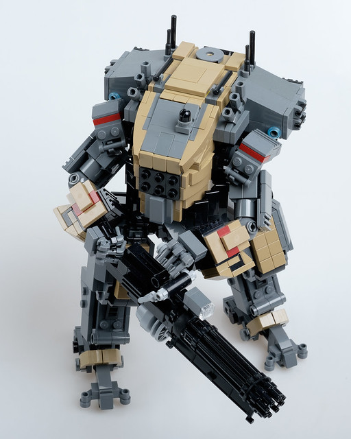 "Legion (from ""Titanfall 2"")"