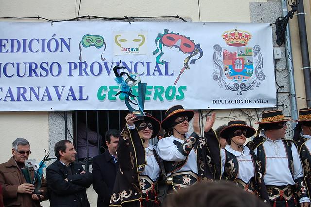 La Edad Difícil - Carnavales Cebreros 2017-3º PREMIO PROVINCIAL