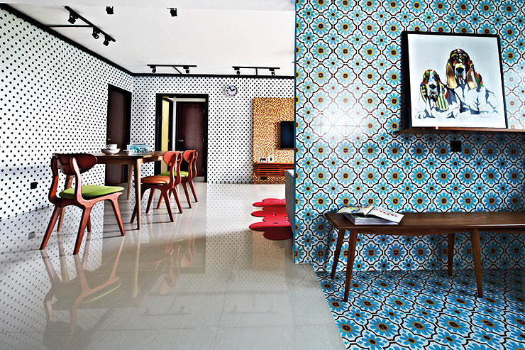 Free Space Intent (ID) - Renovation in Singapore
