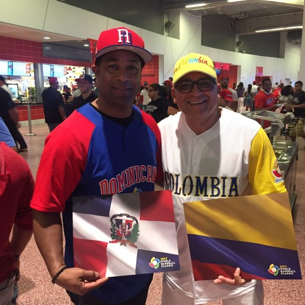 Colombia vs Dominicana