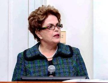 Frase do dia, de Dilma Rousseff