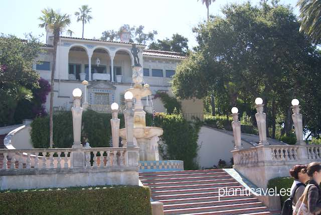 Castillo-de-Hearst-California
