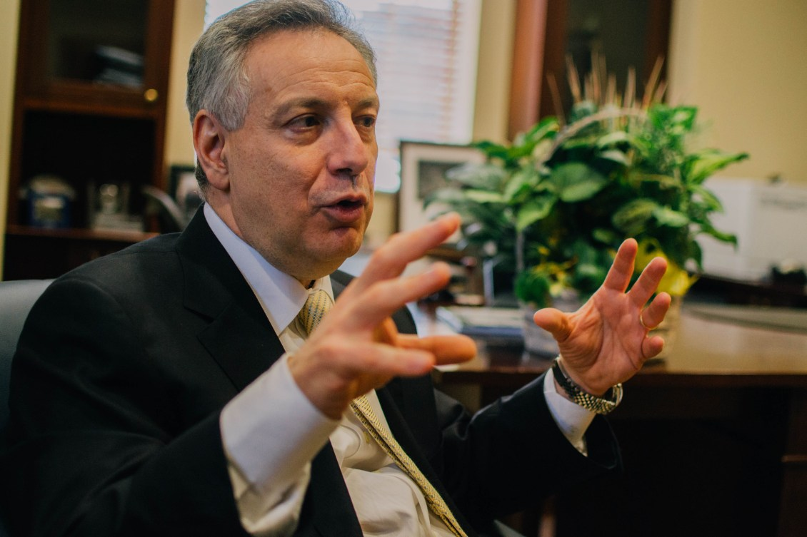 President Assanis Interview