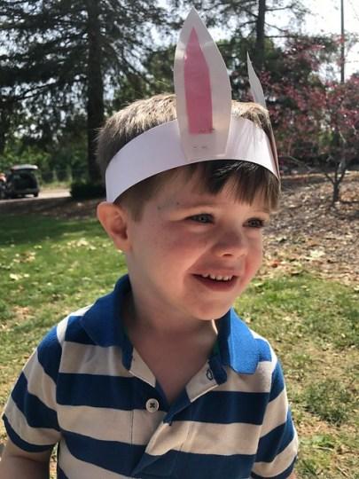 Jamesie bunny