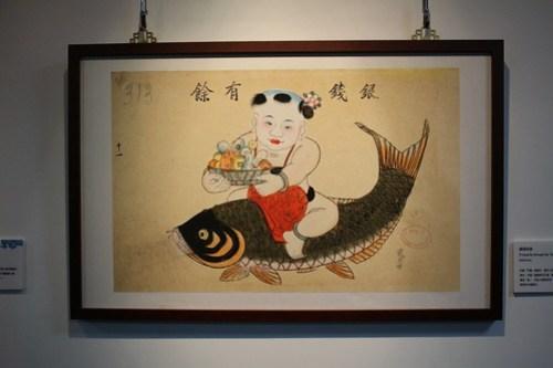 吉年祥韻-俄藏晚青木版年畫展 (2)