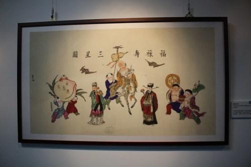 吉年祥韻-俄藏晚青木版年畫展 (4)