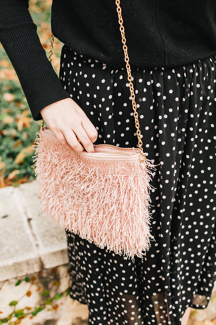 austin style blogger black turtleneck black midi skirt12
