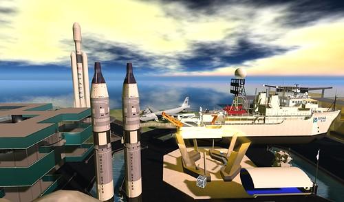Spaceflight Museum Kitely