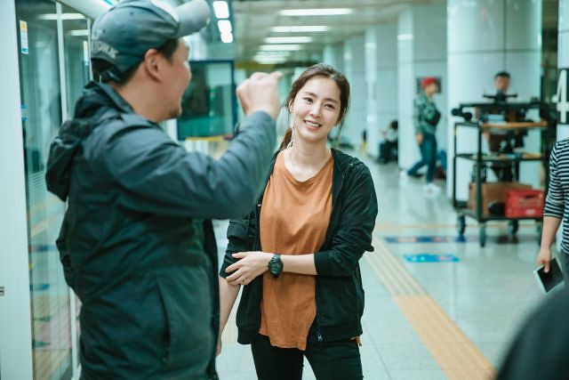Part Time Spy movie Han Chae-ah