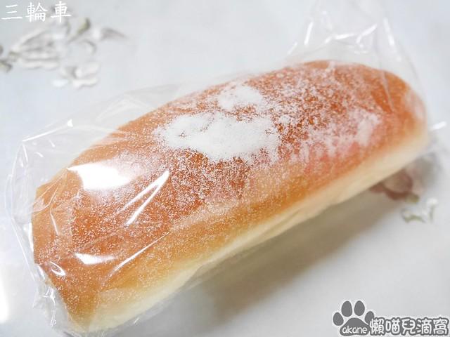 三輪車手工麵包坊