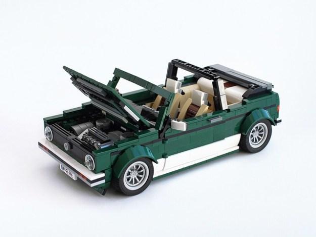 VW Golf MK1 Cabriolet