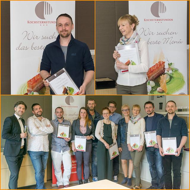 Kochsternstunden 2017: Die Sieger