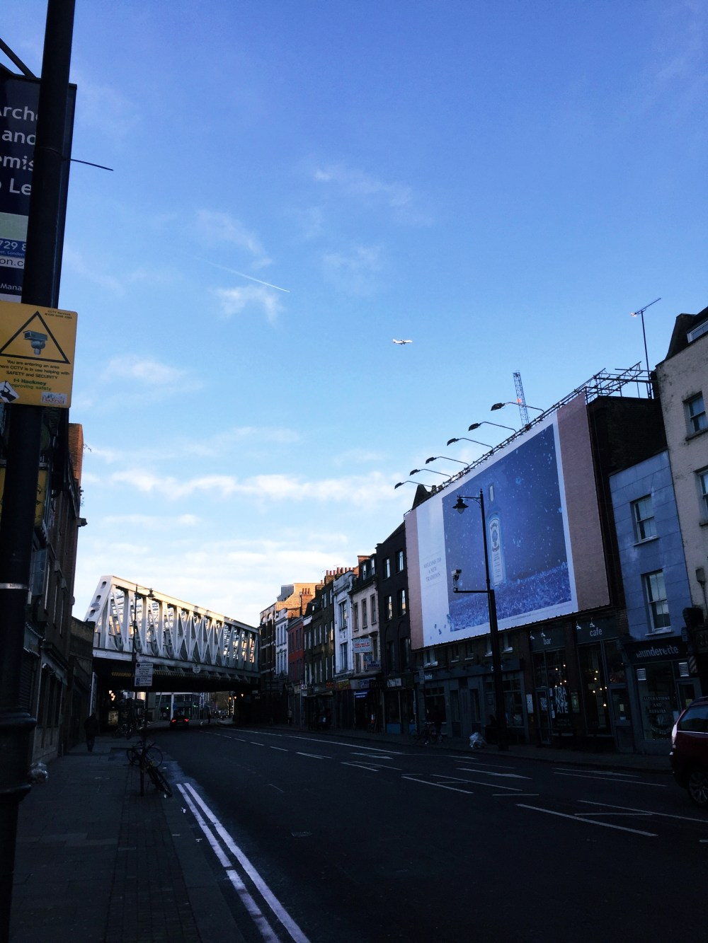11 Dec 2016: Old Street x Kingsland Road | London, England