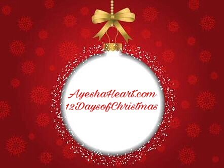 Ayesha Heart 12 Days of Christmas