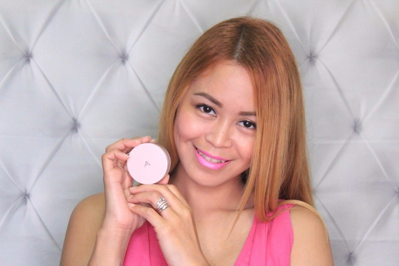 Road-testing my Holy Grail Althea translucent powder