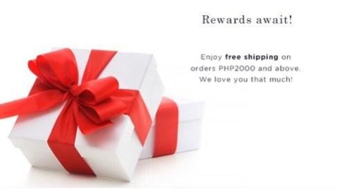 BeautyMNL rewards