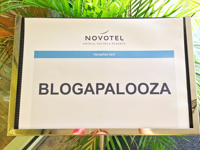 Blogapalooza at Novotel