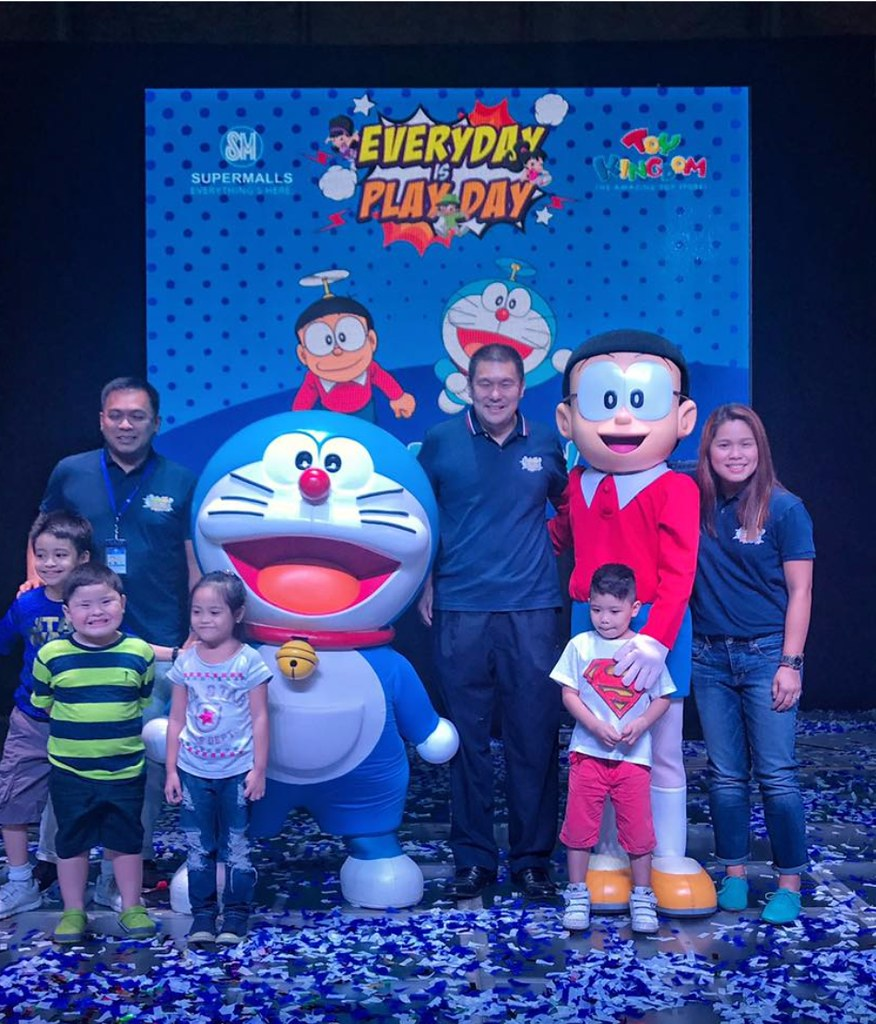 Doraemon's I'm Your Hero Campaign