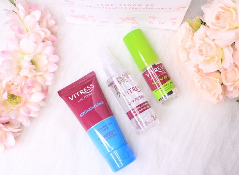 Vitress New Hair Products