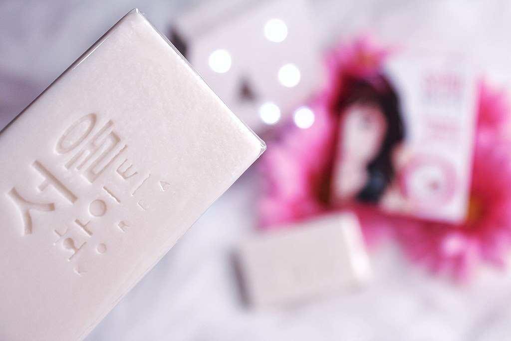 Seoul White Korea Soap