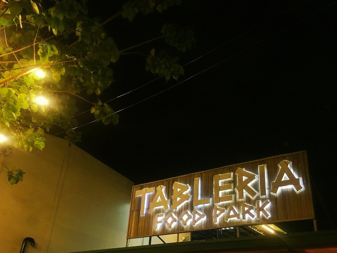 Tableria Food Park Marikina