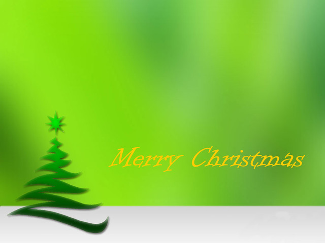 FREE Christmas PowerPoint Background 16 Free Holiday