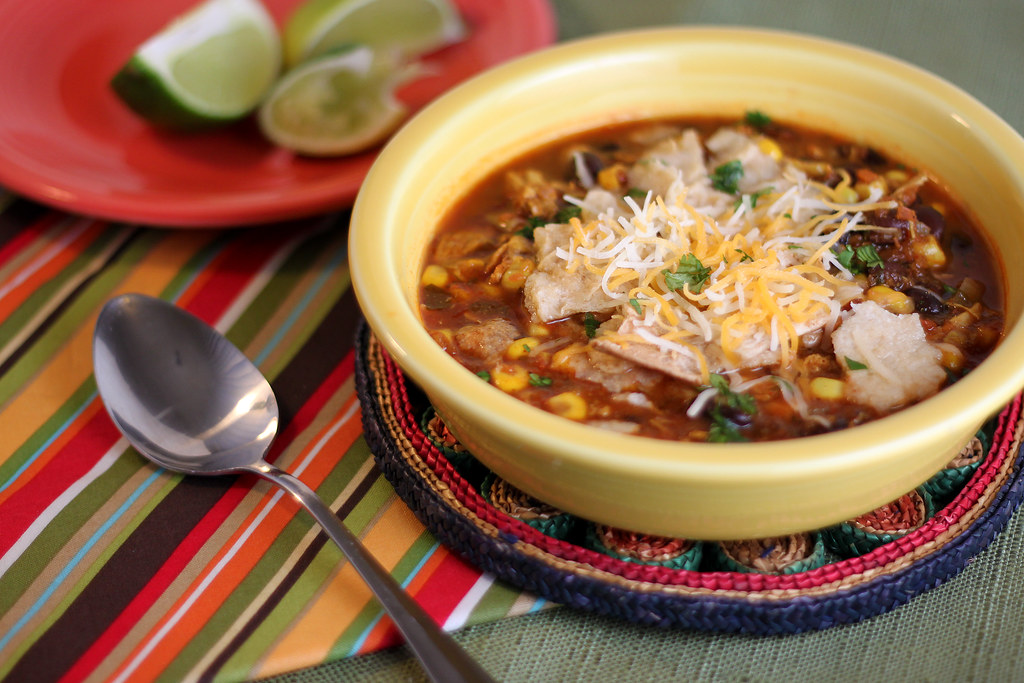 Image result for chicken tortilla soup