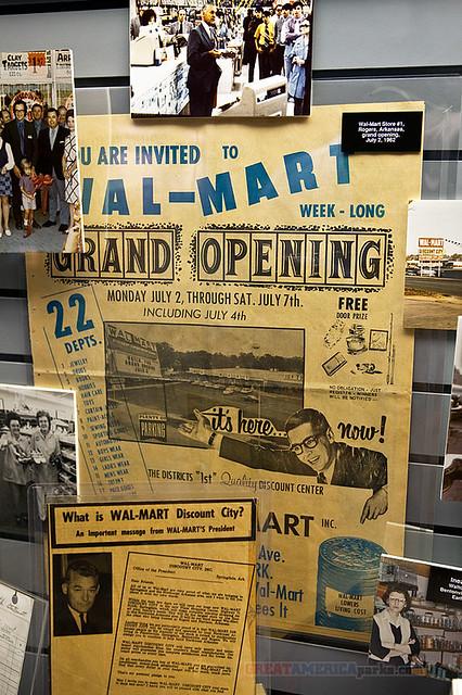 1st Walton Sam Mart Wal