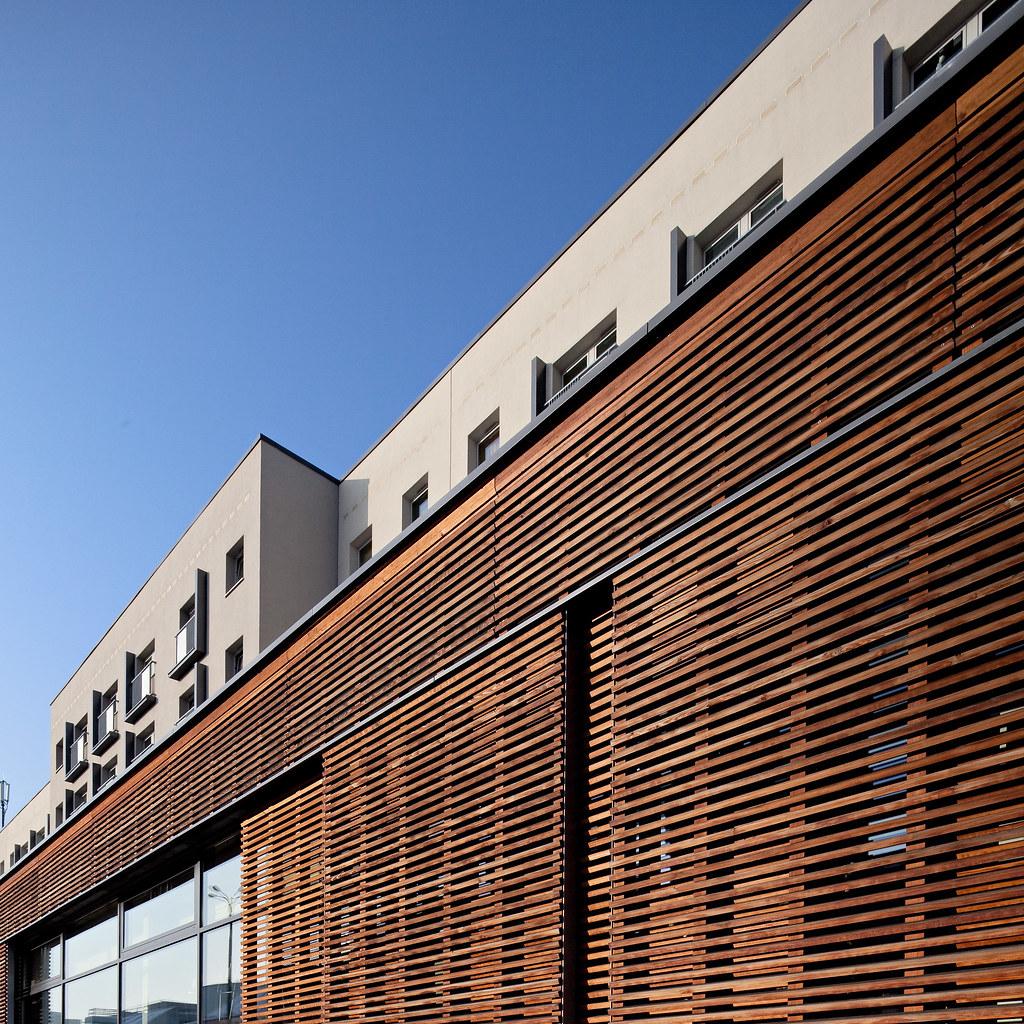 Holzfassade Andreas Levers Flickr