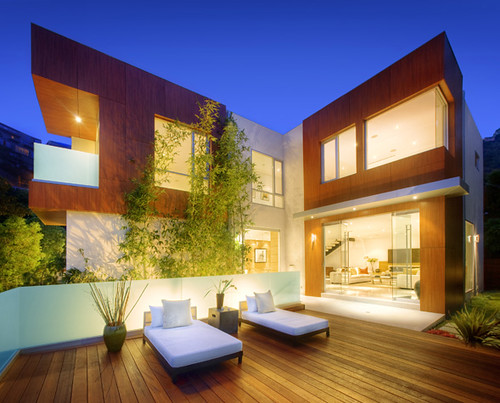 Marmont Modern House Los Angeles