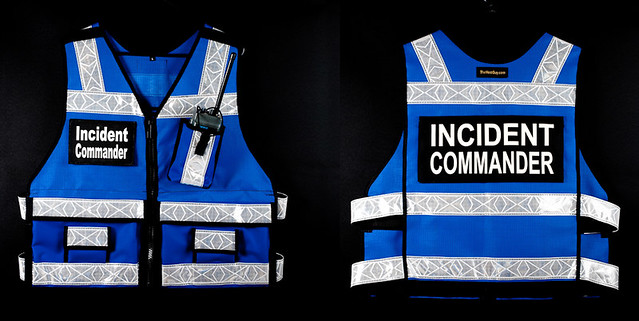 Merge Template Custom Incident Command Vest Your Choice O Flickr