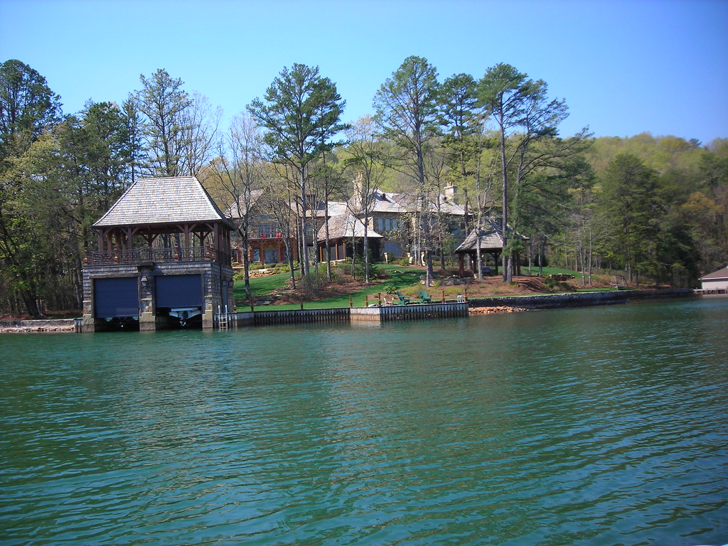 Nick Saban Tuscaloosa Lake