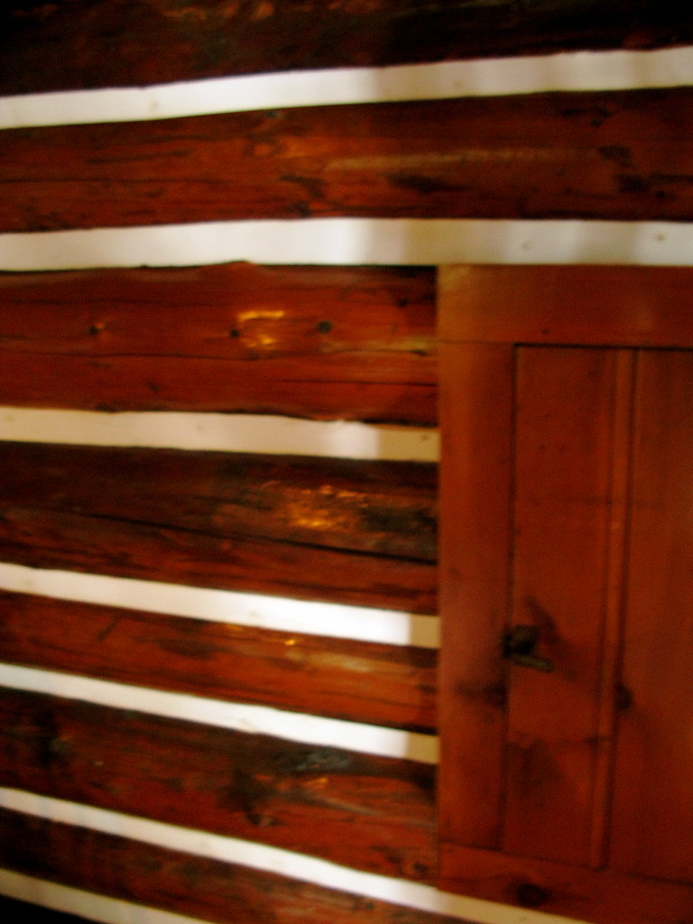 Faux Log Cabin Interior Walls Home Design Ideas And Pictures