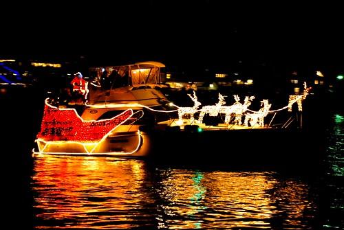 Eastport Yacht Club Lights Parade David Clow Flickr