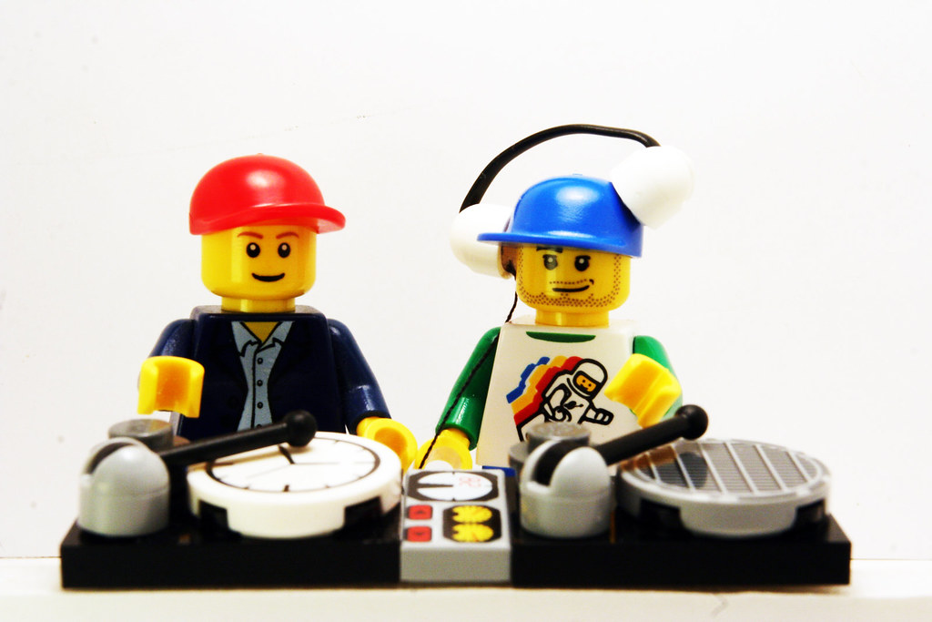 Lego Dj Lego DJs Need I Say More Shot This For A Club