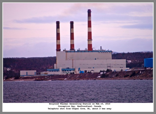 Holyrood Thermal Generating Station