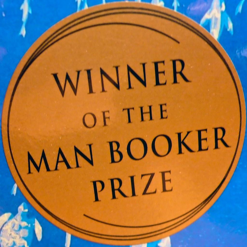 Winner Of The Man Booker Prize Timothy Valentine Flickr