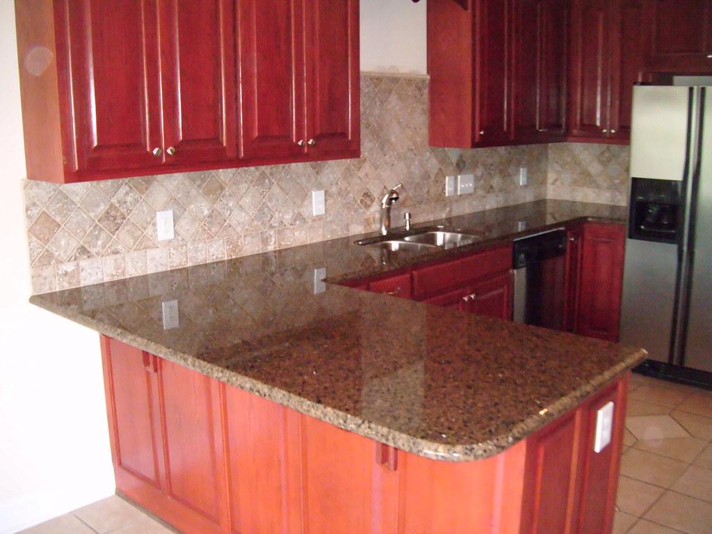 Tropic Brown Granite Countertops Tropic Brown Granite