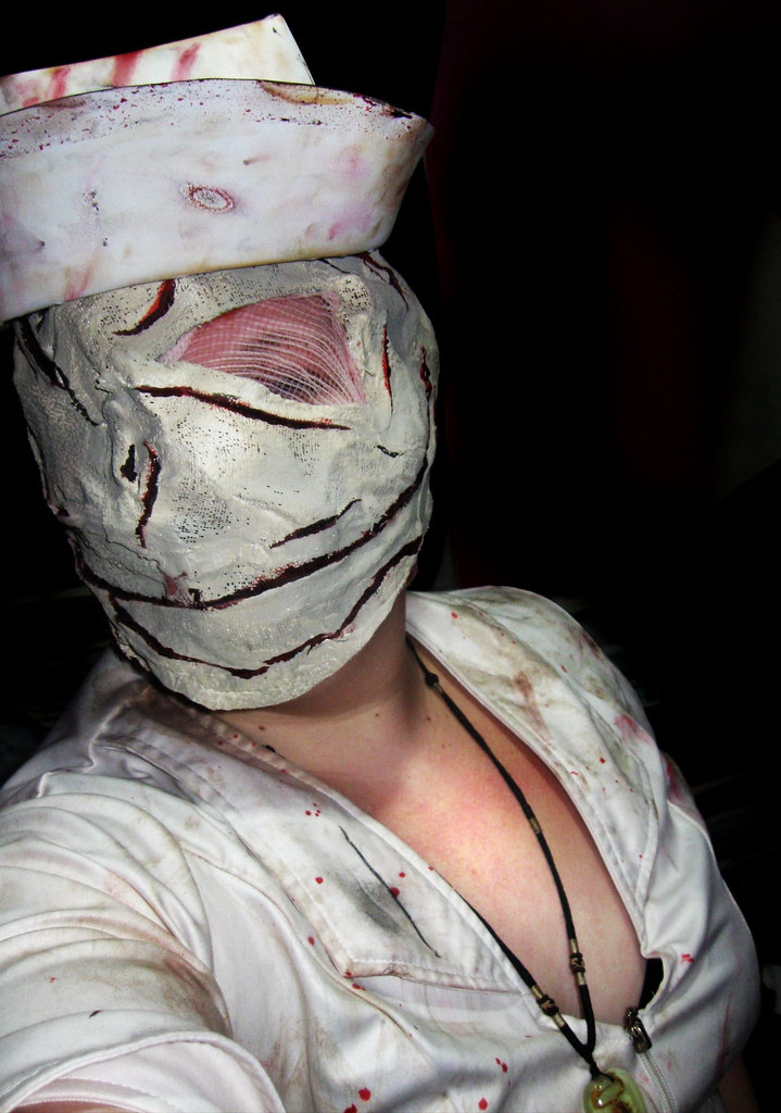 Silent Hill Nurse Cosplay With Tutorial MY Silent Hill N Flickr