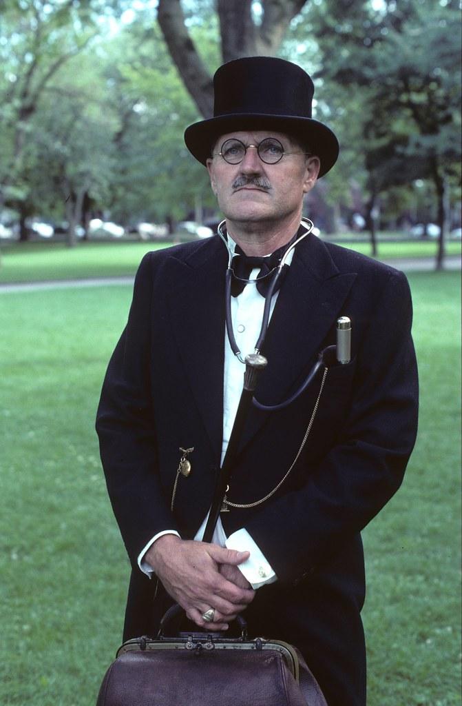 Victorian Doctor Kodachrome 64 Elvis In Montreal Flickr