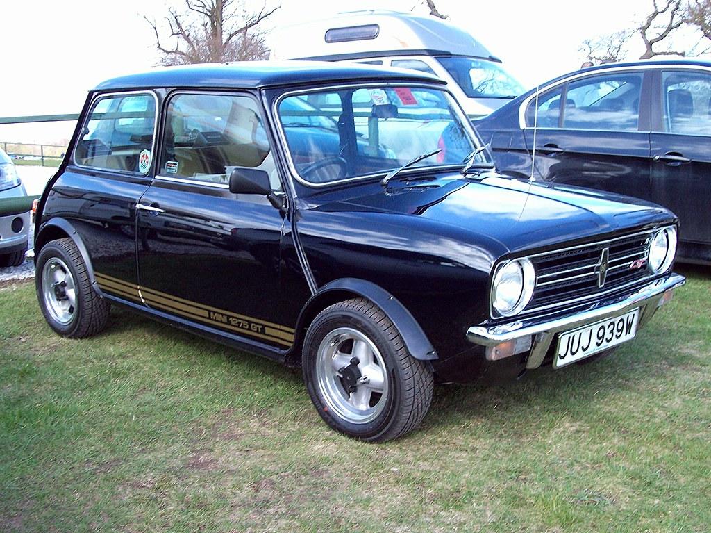 157 Mini Clubman 1275 GT 1980 Mini 1275 GT 1969 80
