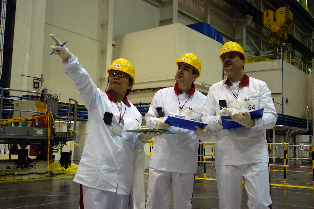 Safeguards Training At Mochovce Nuclear Power Plant 03210 Flickr