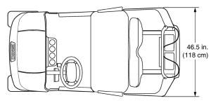 EZGo RXV Diagram  Top View | Diagram of EzGo RXV