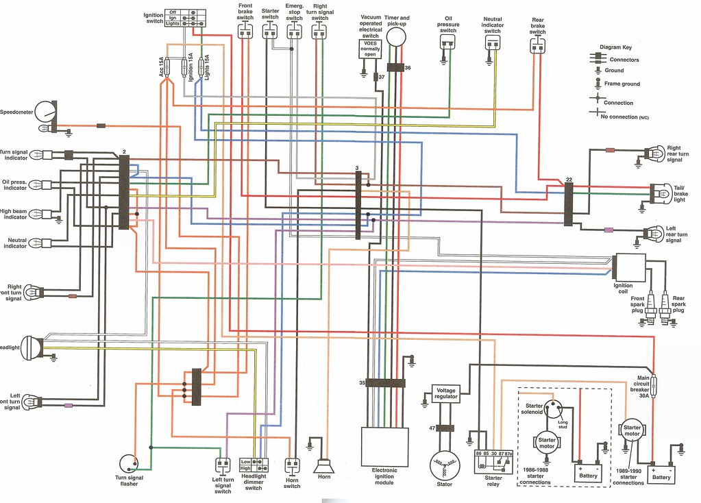 Street Glide Wiring Diagram