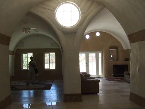 Interior Upscale Sandbag House For Those Who Want All